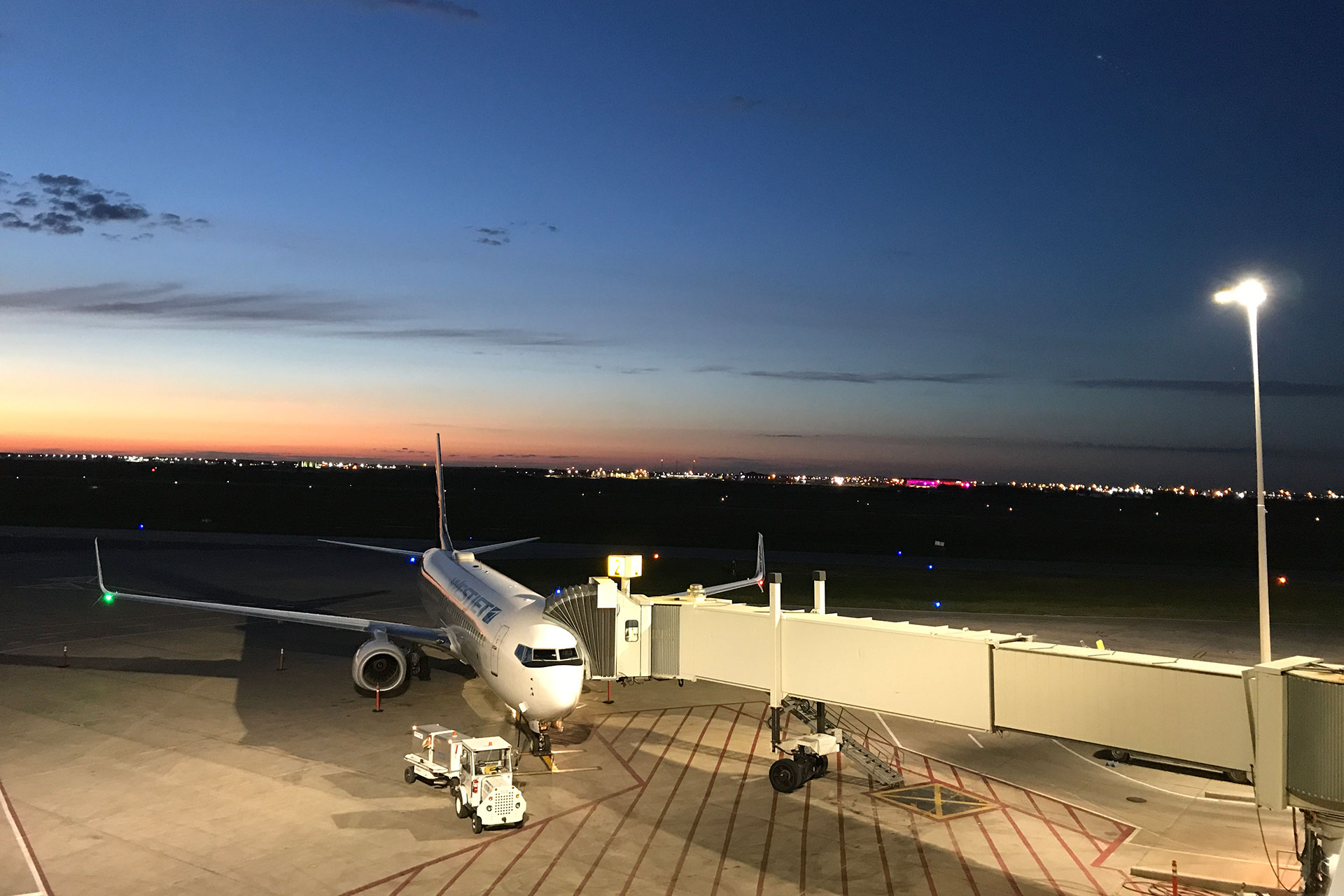 Schréder provides sustainable solution for apron lighting at Saskatoon airport in Canada