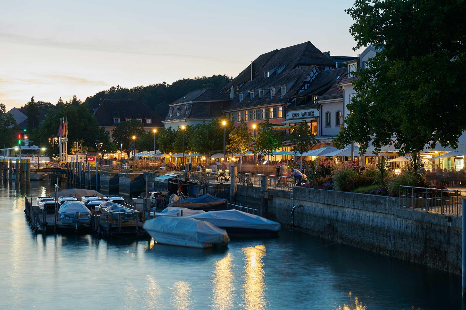 Shuffle lights Seepromenade to ensure safety for tourists while protecting Lake Constance from light pollution